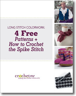 Free Guide to Spike Stitch plus Free Patterns