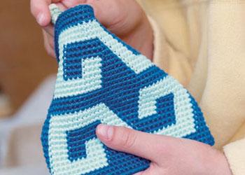 Free Wedding Crochet Patterns: Crochet Garter, Veil ...