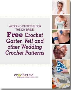 Don't forget to download your free wedding crochet eBook.