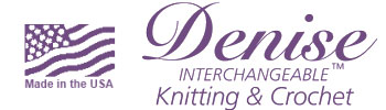 Denise Interchangeable Knitting and Crochet