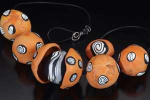 polymer clay jewelry making
