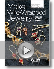 Make Wire Wrapped Jewelry! Precise and Chaotic Styles DVD
