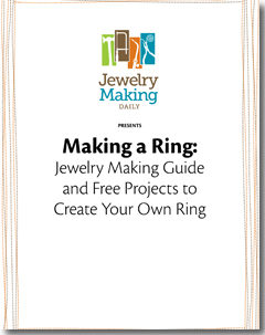 Learn everything about ring making that you always wanted to know in this free guide on how to make rings from Jewelry Making Daily.