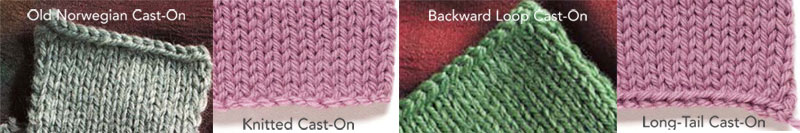 Get all these cast-on knitting methods with this free guide.