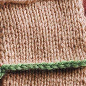 Get expert knitting advice & learn two provisional cast-on techniques with this free download.
