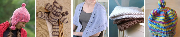Find your new favorite charity knitting patterns, get your free eBook today.