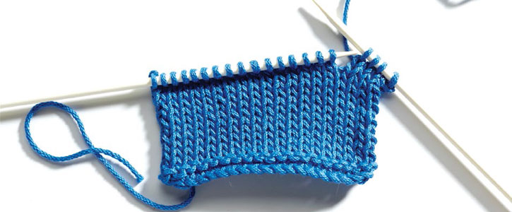 From knitting backwards to how to pick up a dropped stitch, we have you covered.