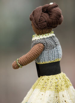 Meet Coco and her flipside Holly with this free knitting/crocheting technique eBook.