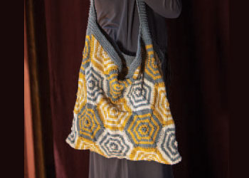 Knit Bag Patterns: Coney Island Bag