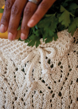 All sorts of techniques are explored with the variety of knitting bag patterns in this eBook.