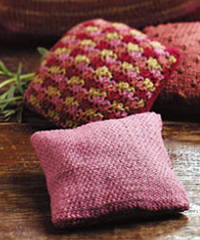 Knitting Patterns for Dogs: Sachet Trio ePattern