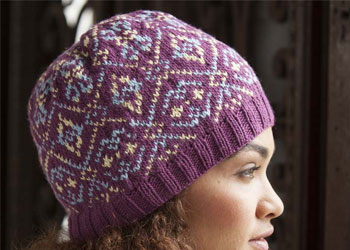 Knitted Gifts: Slouch Hat