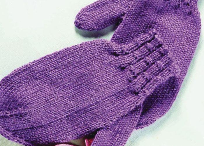 5 Free Mitten Knitting Patterns + Thumb Gusset Tutorial - Knitting Daily