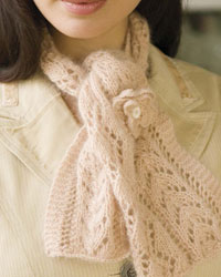 Lace Scarf Pattern #5: The Juliet Scarf