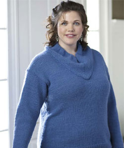 Knit Sweater Patterns: Farrington Sweater