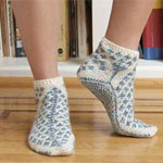 How to Crochet Slippers and Crochet Socks