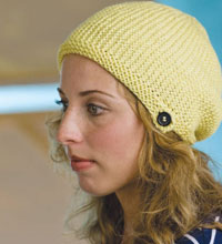 Pattern and Hat Knitting Tips: Champlain Cap