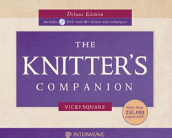 Learning How to Knit Resource: The Knitter's Companion