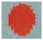How to knit intarsia