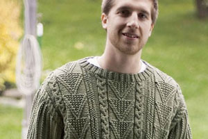 St. Patrick's Day Knitting