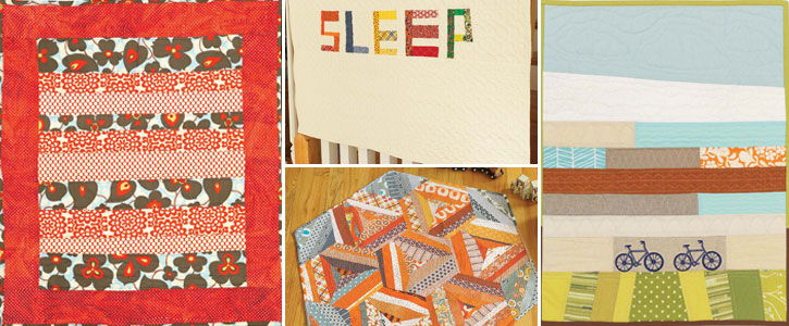 Designs for Handmade Baby Quilts