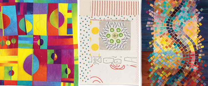 Free projects to learn how to design your own quilt.