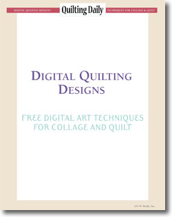 Download your free digital art techniques for collage and quilt eBook.