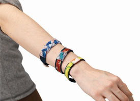 Handmade Gift Ideas: Urban Friendship Bracelets