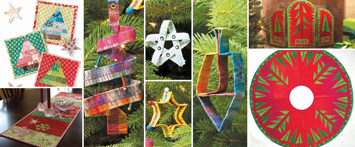 Get all of these free designs when you download this collection of holiday/Christmas quilting projects.