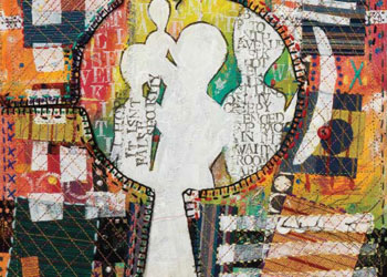 Making Memory Quilts: Stitched Layers by Patricia Gaignat