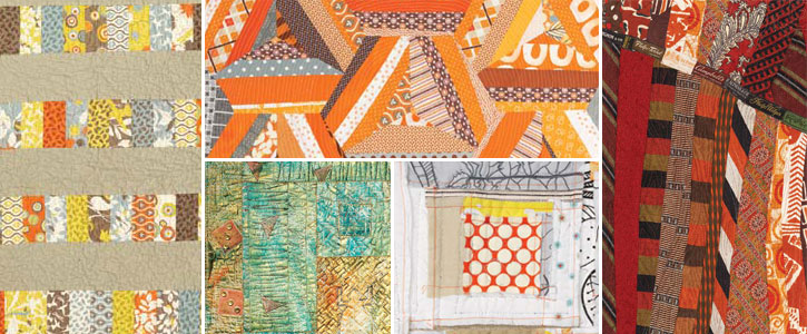Create each of these patchwork quilt patterns, free with this download!