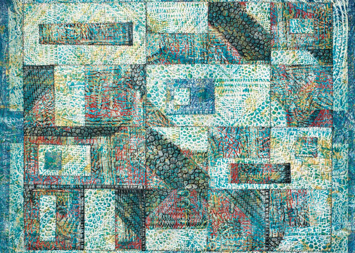 Upcycled Patchwork Projects: Out of the Dustbin Quilts by Annette Morgan