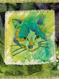Find this Cat Quilt Project in the 10 Pet Projects eBook