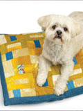 Dog Quilt Patterns: Pet Bed from the 10 Pet Projects eBook