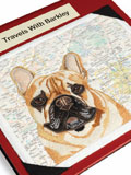 Dog Quilt: Stitched Pet Portraits from Quilting Arts Magazine Dec 11/Jan 12
