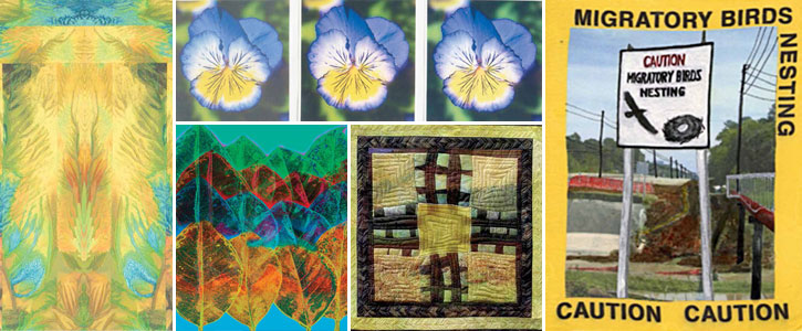 5 Ways to Make Photo and Picture Quilts - Free Download