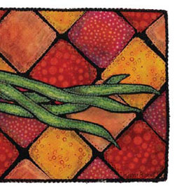 Free Quilt Finishing Tutorial: Big Finish for your Small Quilts by Terry Grant