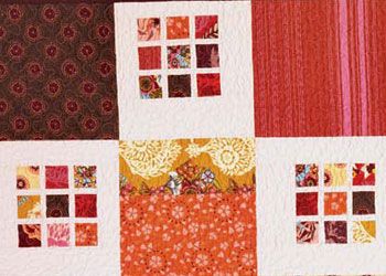 Quilt Squares to Make: Rubik's Crush by Ashley Newcomb