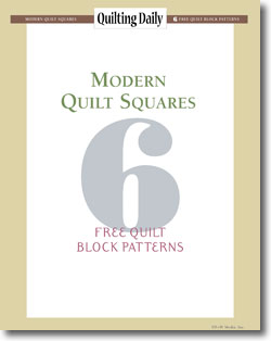Download your free designs for modern quilt squares.