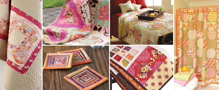 Get all six of these free quilt block patterns with this collection.