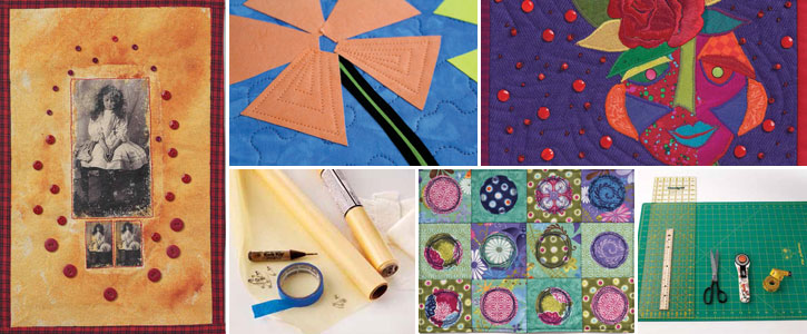 Enjoy each of these beginner quilt patterns when you download this collection for free.