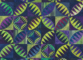 Sewing Techniques Article: How to Quilt Your Quilt