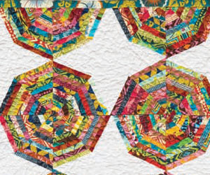 Brush up on your sewing basics or learn a new technique including how to make paper piecing quilt patterns.