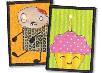 LED Fabric Embellishing: Light Up Your Art Quilts