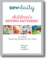 4 Free Sewing Patterns for Kids