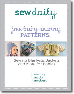 Adorable Baby Sewing Patterns for All Sewists