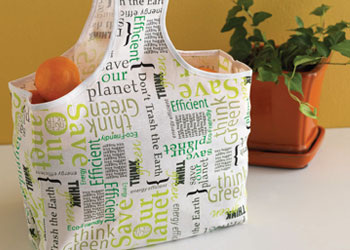 Eco Shopper: Sew Bag Pattern
