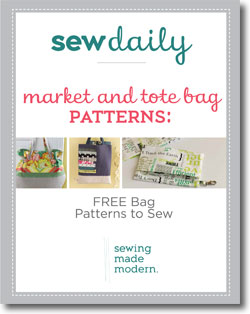 Sew A Tote Bag And More