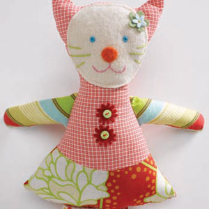 Learn to embellish sewing using a variety of techniques.