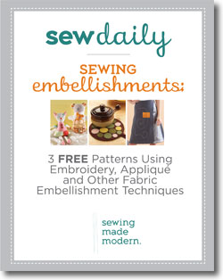 Sewing Embellishments Free eBook